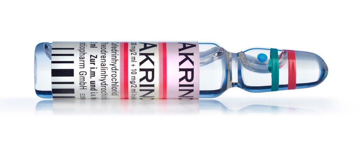 pharma werbung wegener ratiopharm akrinor ampulle