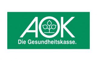 pharma werbung wegener logo AOK