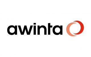 pharma werbung wegener logo awinta