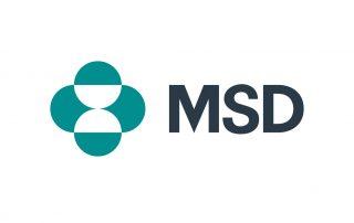 pharma werbung wegener logo MSD