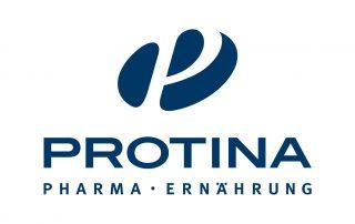 pharma werbung wegener logo Protina
