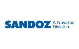 pharma werbung wegener logo Sandoz