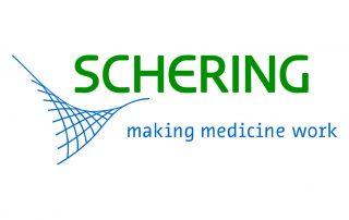 pharma werbung wegener logo Schering