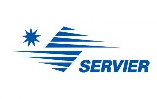 pharma werbung wegener logo servier