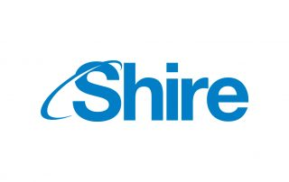 pharma werbung wegener logo Shire
