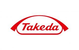pharma werbung wegener logo takeda